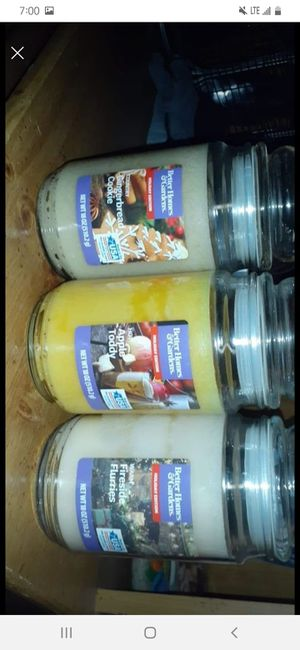 Better homes and garden candles. for Sale in Salisbury, NC