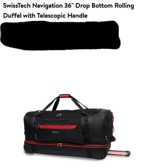 Swisstech duffle bag for Sale in Rialto, CA