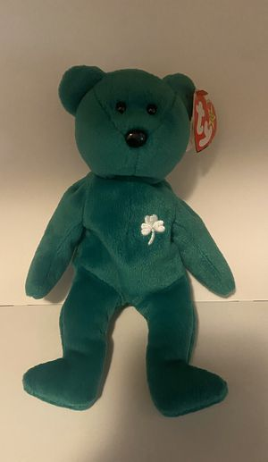 1997 Erin Ty Beanie baby Retired Collectible RARE plush teddy for Sale in San Diego, CA