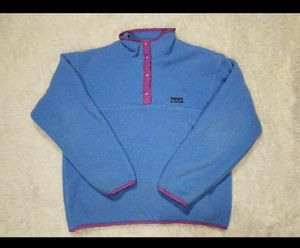 Patagonia Fleece pullover sweater sz 12 for Sale in Salem, OR