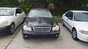 2005 Mercedes C240 total part out for Sale in Tampa, FL
