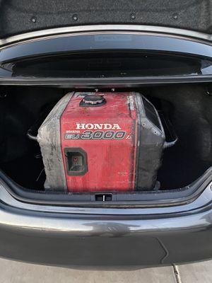 Honda eu3000 for Sale in Phoenix, AZ