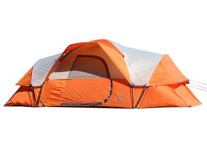 9-Person Family Tent for Camping with Carry bag and Repair Kit for Sale in Fontana, CA