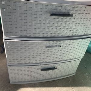 Storage Container-gray for Sale in Victorville, CA