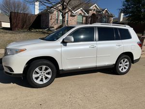 ***2013 TOYOTA HIGHLANDER*** for Sale in Plano, TX