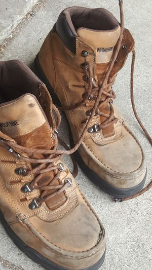 very good working boots for Sale in Manhattan Beach, CA