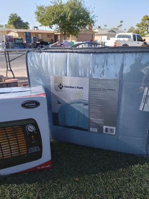Electric heater and blanket for Sale in Henderson, NV