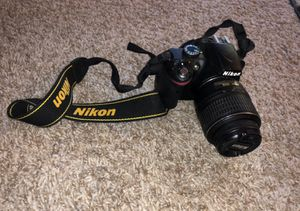 Nikon D3200 for Sale in Tempe, AZ
