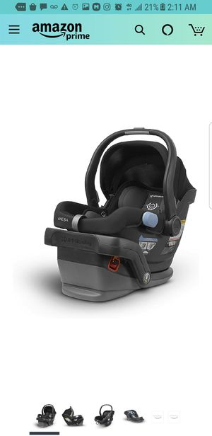 2018 UPPAbaby MESA Infant Car Seat - Jake (Black) for Sale in City of Industry, CA