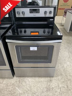 🌟🌟Delivery Available Electric Stove Oven Whirlpool Works Perfectly #1019🌟🌟 for Sale in Orlando, FL