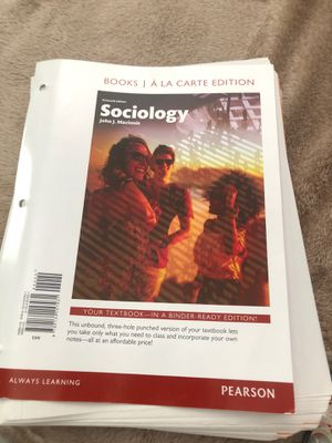Sociology for Sale in Spring Valley, CA