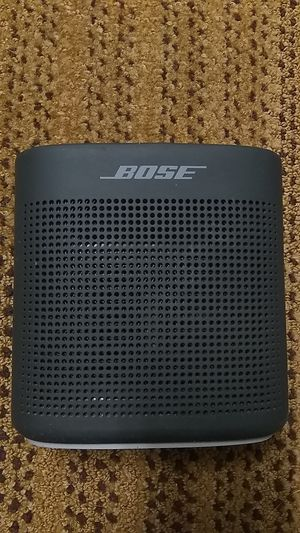 Bose speaker soundlink color II for Sale in LOS RNCHS ABQ, NM