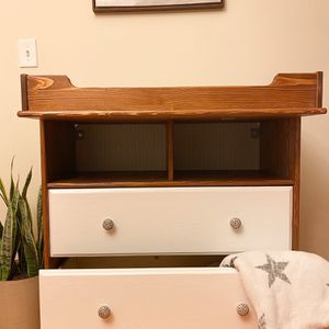 Changing Table With Drawers for Sale in Falls Church, VA