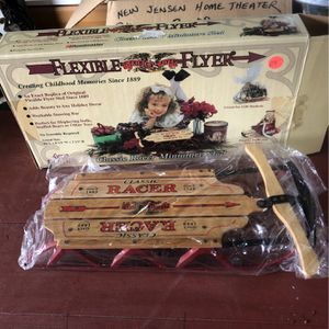 """Classic Sled Miniature 17"""" for Sale in Montclair, CA"""