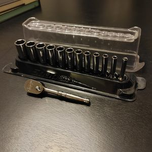Snap On Sockets And Ratchet for Sale in Rancho Cucamonga, CA