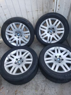 OEM BMW 745 Factory Alloy Wheels/Rims for Sale in Pomona, CA