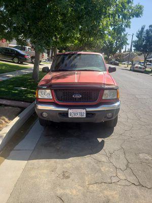 Ford ranger XLT for Sale in Fresno, CA