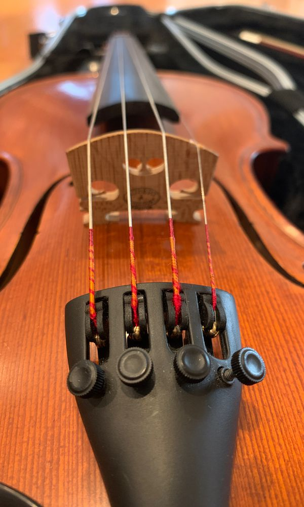 Bellefina 4/4 violin 2016 model looks new
