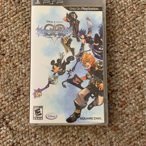 Kingdom Hearts Birth By Sleep PSP Video Game for Sale in Salt Lake City, UT