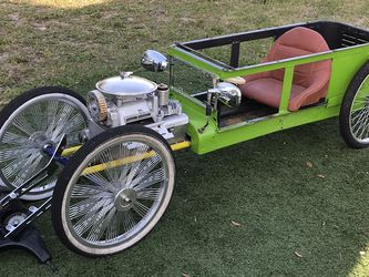 Project Custom Toddler Hot Rod Wagon for Sale in Winter Haven,  FL