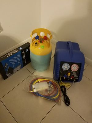 Complete Vehicle A/C Recovery System for Sale in Hialeah, FL