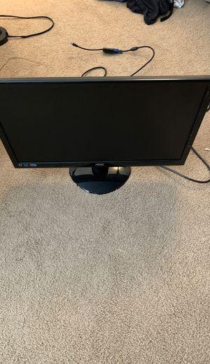 AOC Computer Monitor for Sale in Castle Rock, CO