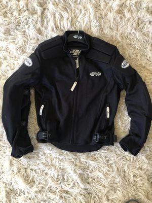Joe Rocket Ballistic Mesh Motorcycle Jacket in Black size M for Sale in White Plains, NY