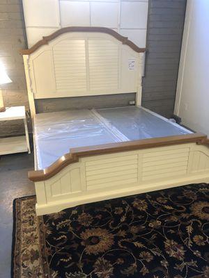 Eastern-king bed frame for Sale in Santa Cruz, CA