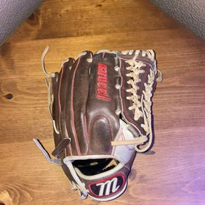 "Marucci BR450 Series 12"" Baseball Glove: MFGBR12PT for Sale in Toledo, OH"