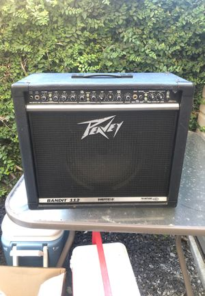 Peavy Bandit 112 Guitar Amp for Sale in Murrieta, CA