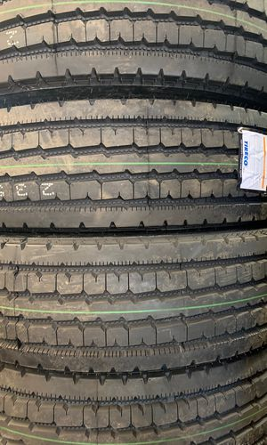 St 235-85-16s $850 14 ply tires for Sale in Commerce City, CO