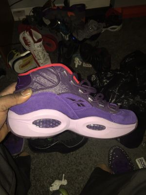 Reebok iverson for Sale in Chicago, IL