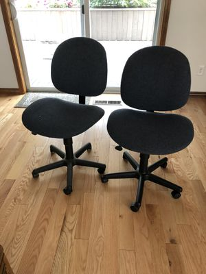 Desk Chairs - FREE for Sale in Vancouver, WA