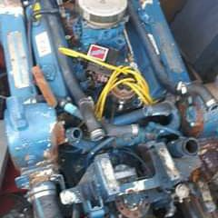 2 complete 350 horsepower engines and manifolds for Sale in Huntington Beach, CA