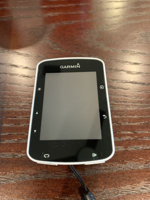 Used Garmin Edge 520 with box. Great working condition for Sale in Miami, FL