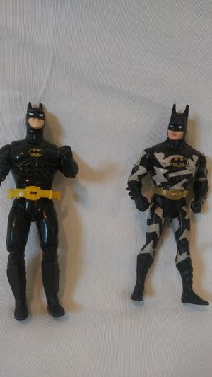 Vintage 1989 batman figures for Sale in Hemet, CA