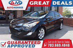 2012 Hyundai Elantra for Sale in Leesburg, VA