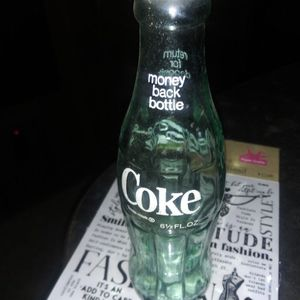 Antique Collector Coke Bottles With Bottle Trace Mark for Sale in Newark, CA