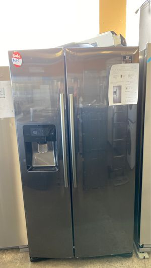 NEW SAMSUNG SIDE BY SIDE REFRIGERATOR for Sale in Alexandria, VA