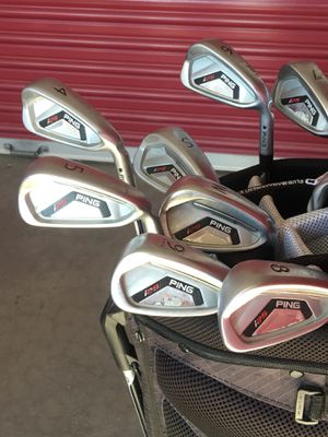 Ping i25 Golf Clubs 4-PW/U for Sale in Mesa, AZ