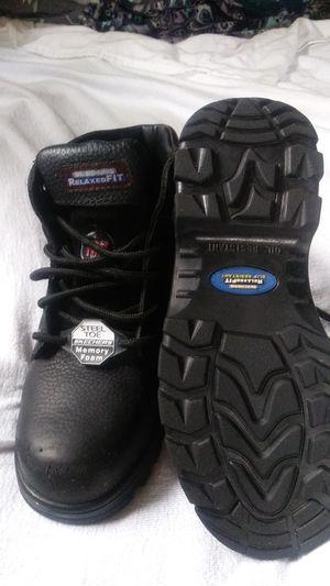 Sketchers steel toe work boot for Sale in NJ, US
