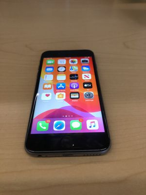 APPLE IPHONE 6 BLACK LIKE NEW FOR AT&T AND CRICKET for Sale in Los Angeles, CA