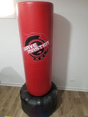 Wavemaster Freestanding Punching Bag for Sale in Norridge, IL