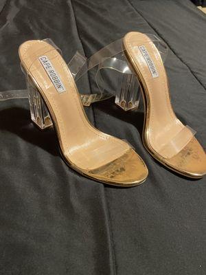 Clear heels for Sale in San Gabriel, CA