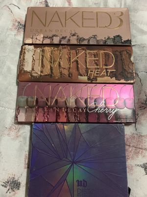 Urban decay pallets each one is $30 for Sale in Gresham, OR