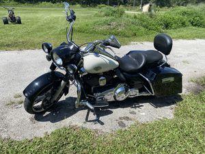 2009 Harley Davidson Roadking for Sale in Polk City, FL