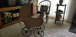 Antique doll carriage for Sale in Riverside, CA
