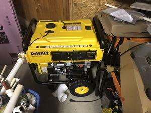 Freaky 7000 generator for Sale in Evansville, IN