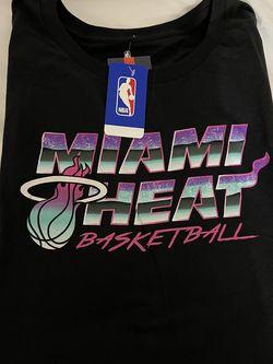 Men's Miami Heat Tee for Sale in Lithia,  FL