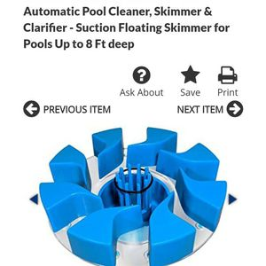 Pool Cleaner for Sale in Chandler, AZ